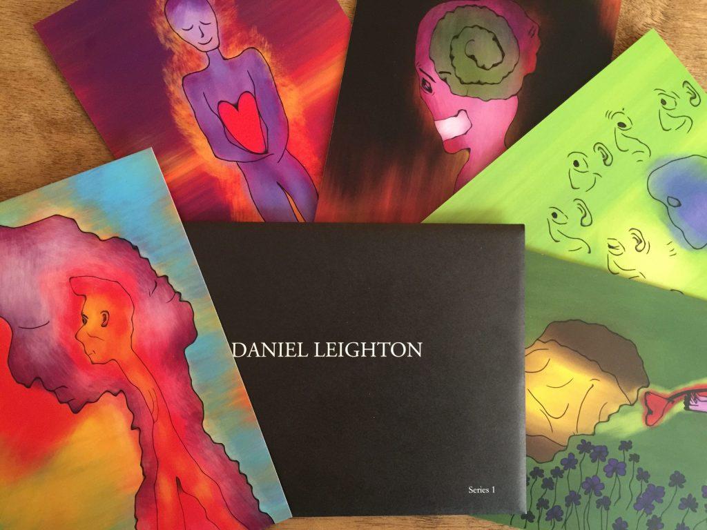 Art Cards - Series 1 by Daniel Leighton